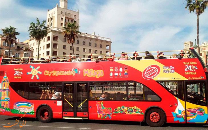 اتوبوس مالاگا