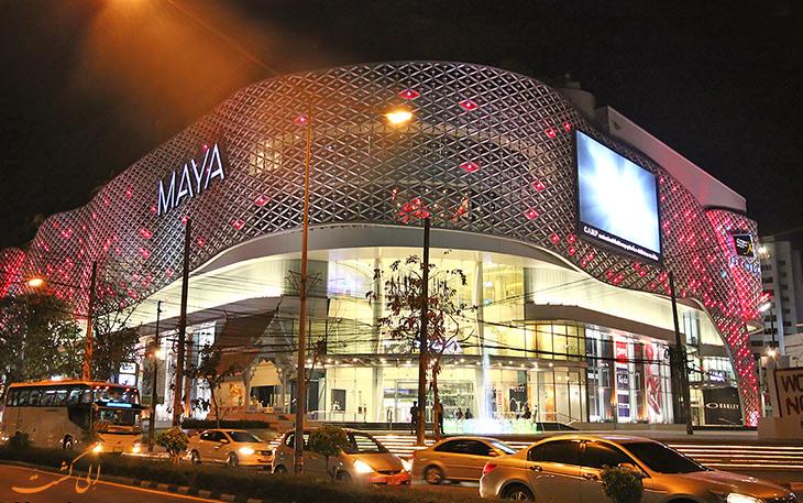 مراکز خرید چیانگ مای