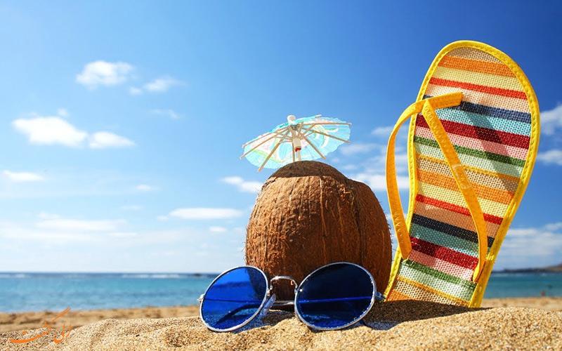 سفر در تعطیلات تابستانی