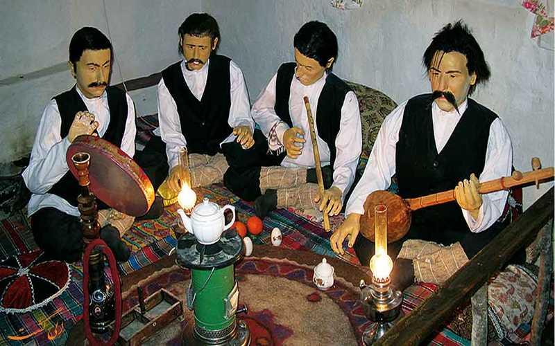 موزه مردم شناسی علی آباد کتول