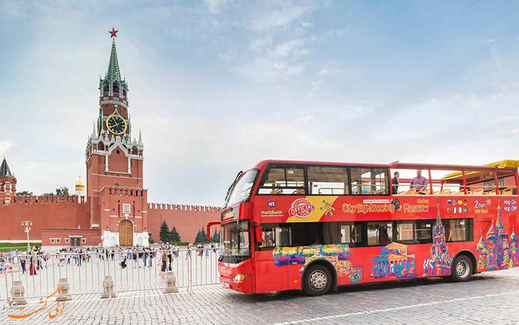 حمل و نقل فرودگاه ونوکووا مسکو