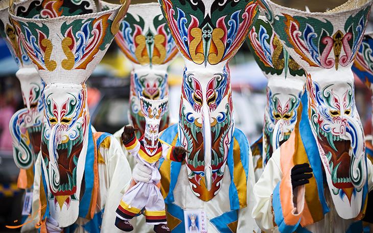 جشنواره های چیانگ مای