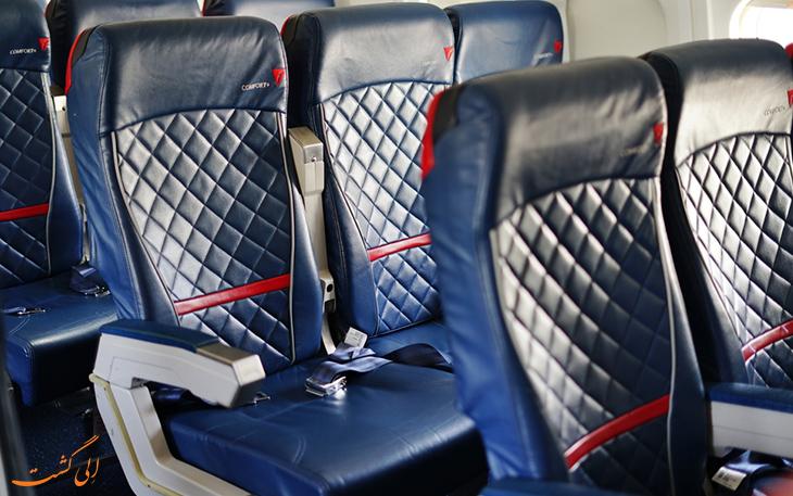 صندلی هواپیما اکونومی