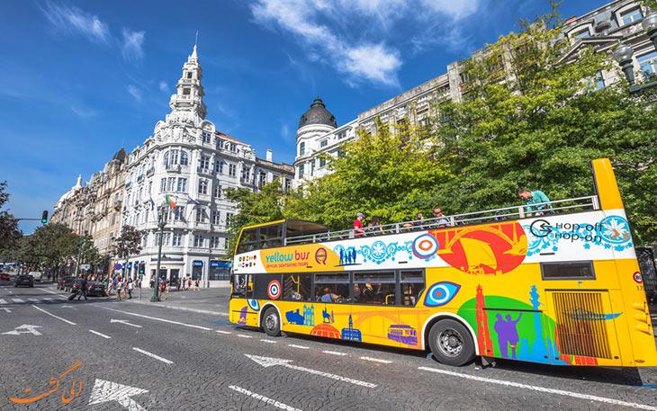 اتوبوس پورتو