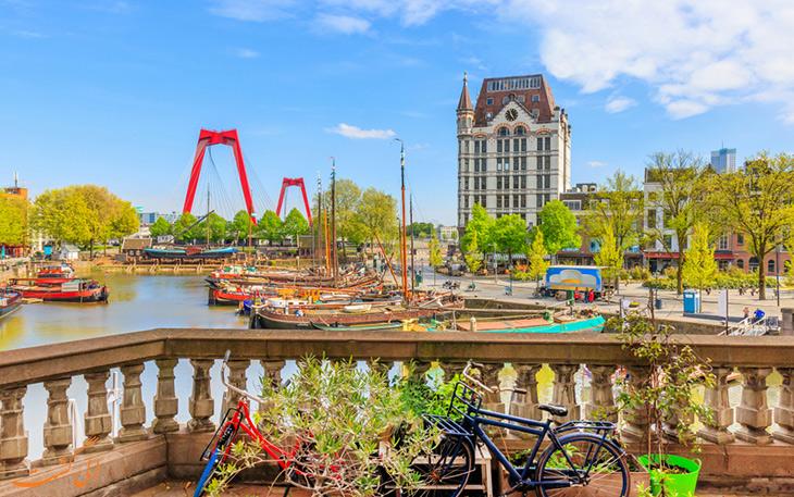 سفر به روتردام