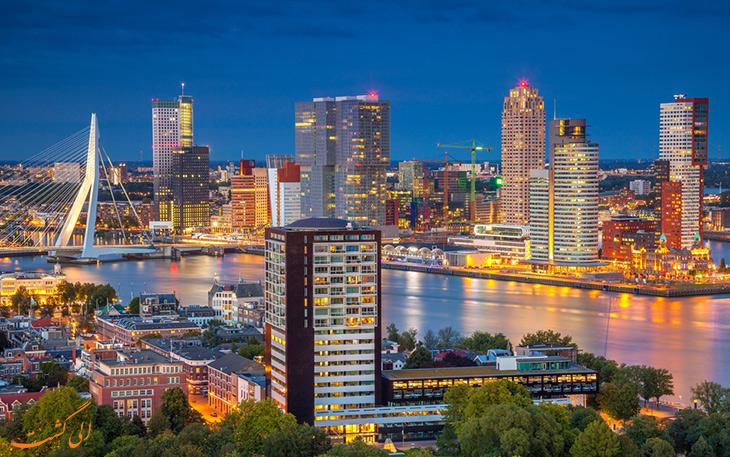 شهر روتردام