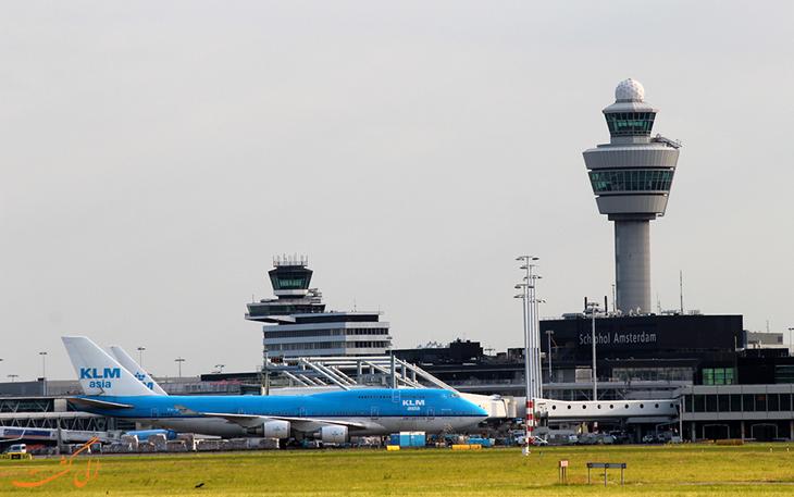 فرودگاه اصلی هلند