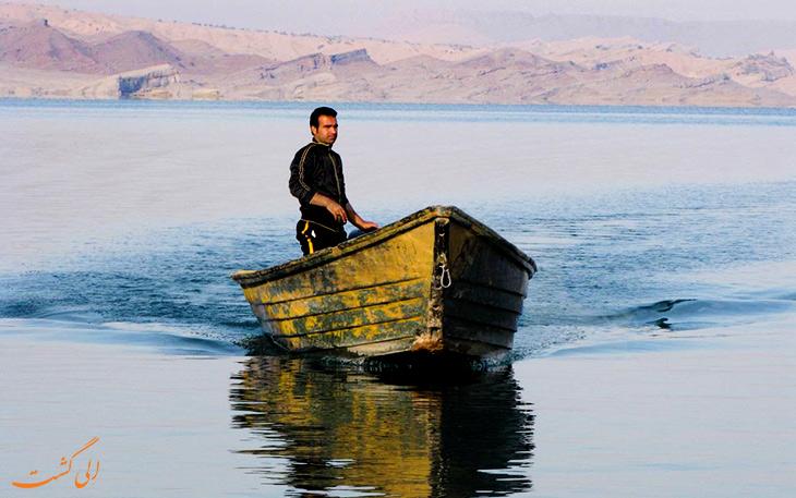 تفریحات ممکن در دریاچه ی شهیون