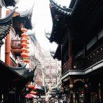 چند دقیقه پیاده روی در شانگهای چین +ویدیو