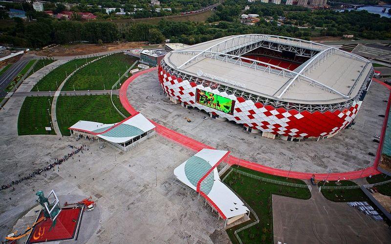 ورزشگاه اسپارتاک موسکو