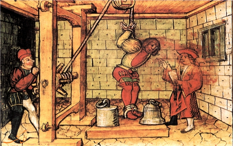 شکنجه استراپادو
