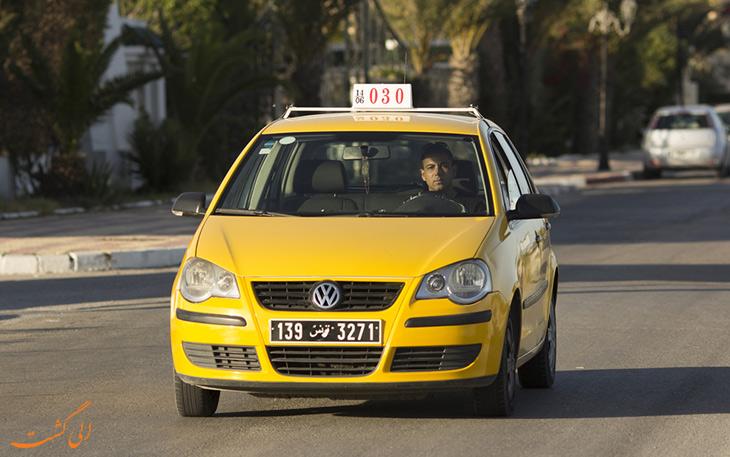 تاکسی تونس