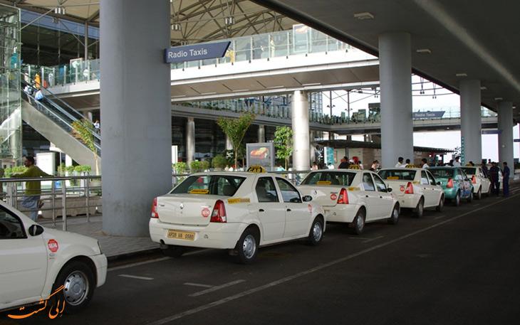 تاکسی چنای