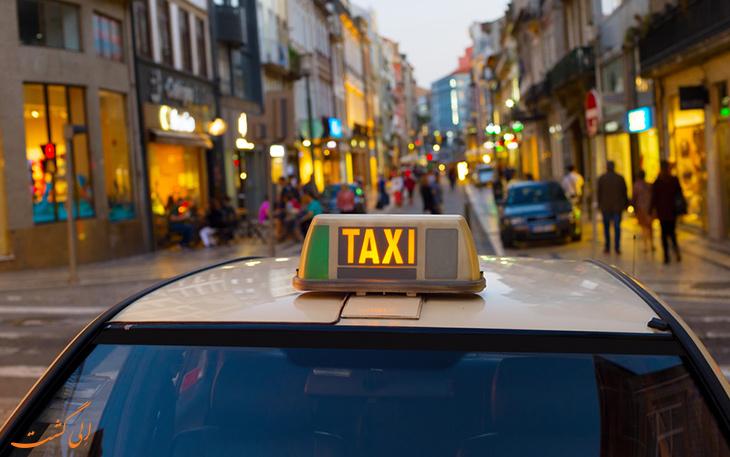 تاکسی پورتو