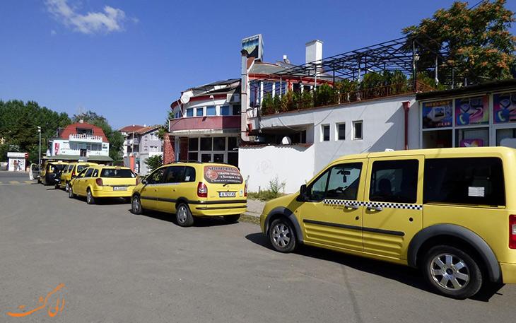تاکسی بورگاس