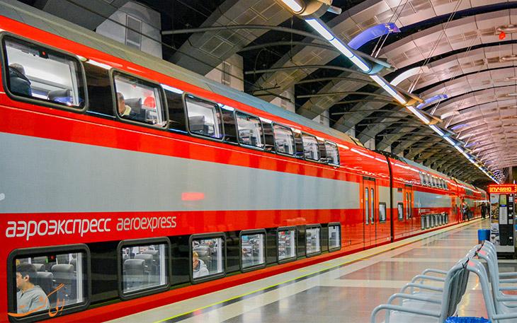 قطار مسکو