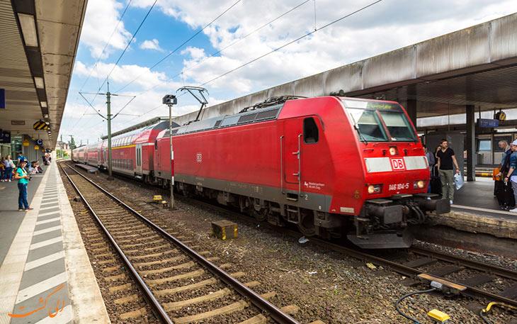 قطار هانوفر