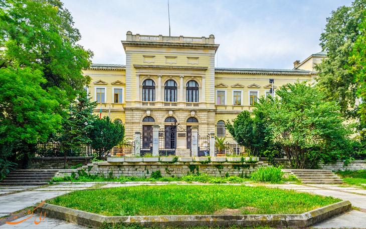 موزه باستان شناسی وارنا