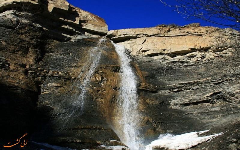 آبشار بندگاه