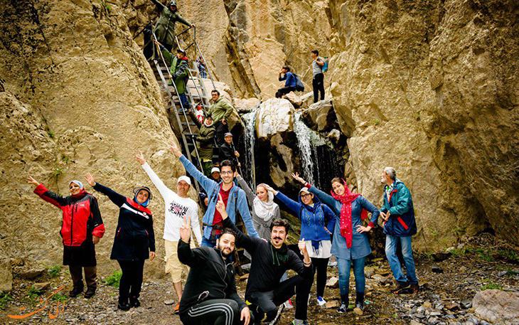 آبشار قرهسو