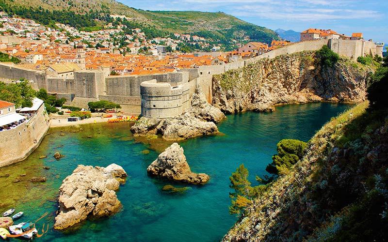 تصاویری از کرواسی - رودخانه زیبا