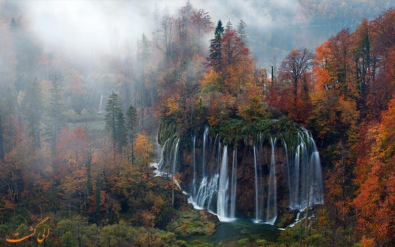 تصاویری از کرواسی - آبشار کرواسی