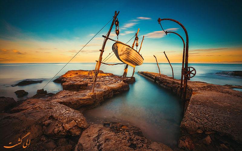 تصاویری از کرواسی و ماهیگیری