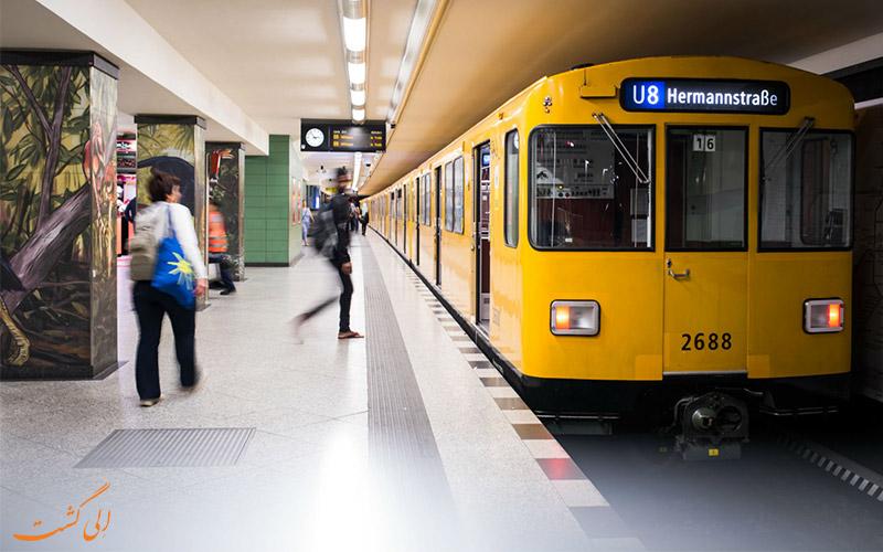 حمل و نقل در برلین-یوبان