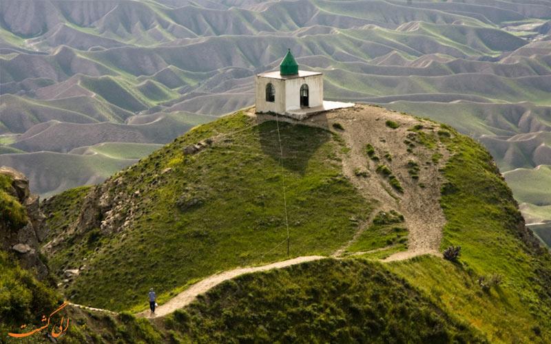 خالد نبی- معرفی کامل شهرهای شمالی ایران
