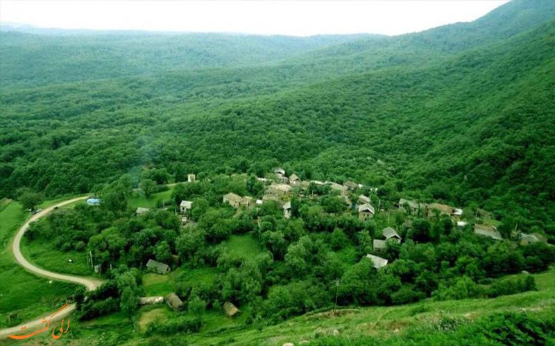 روستای-افجه-راهنمای سفر به اطراف تهران