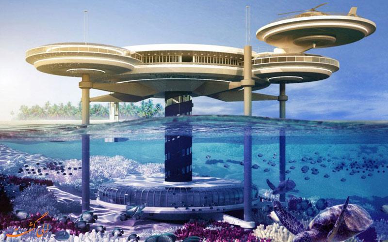 سفرهای 100 سال آینده - هتل های 100 سال آینده