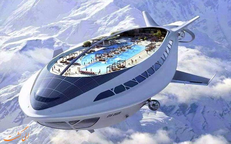 سفرهای 100 سال آینده - هواپیماهای آینده