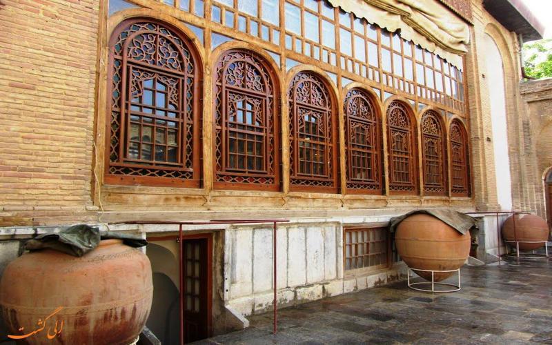 عمارت سالار سعید - موزه سنندج