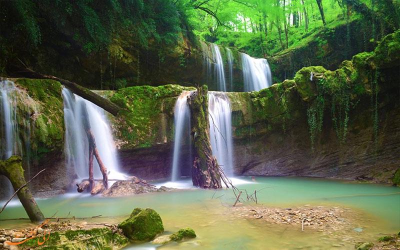 لفور- هفت آبشار