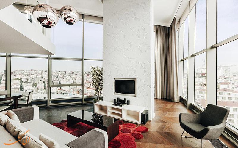 هتل ایلیسیوم استانبول
