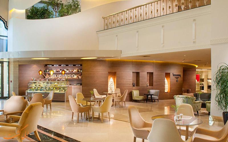 هتل اینترکنتینانتال از بهترین هتل های استانبول