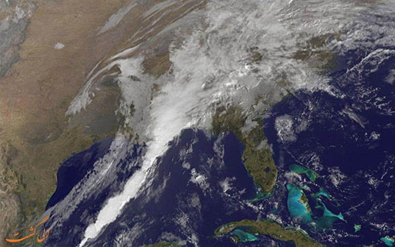 کارهای قبل از سفر-بررسی آب و هوا