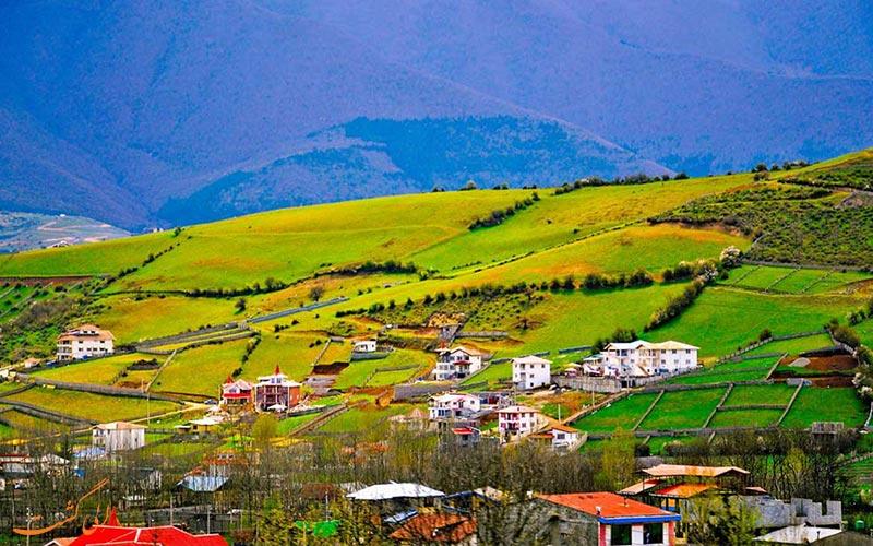 کلاردشت- شهرهای شمالی ایران