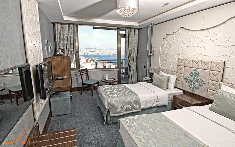 گرند استار استانبول- بهترین هتل های استانبول