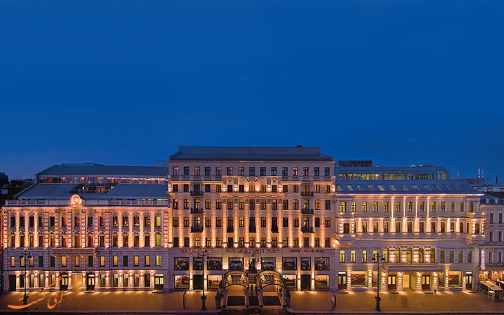 هتل کرینتیا در سن پترزبورگ