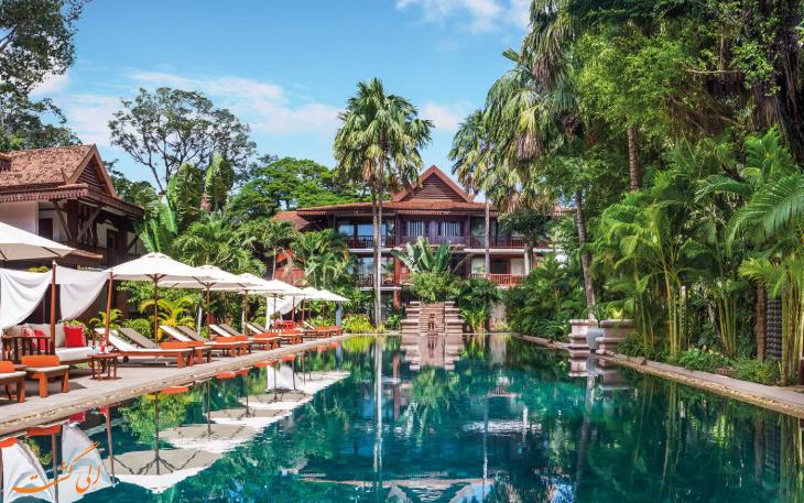 هزینه اقامت در کامبوج