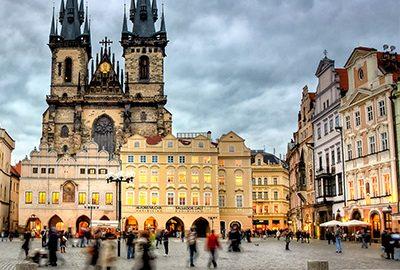 میدان قدیمی شهر پراگ