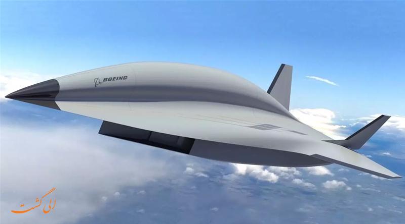 هواپیمای هایپرسونیک بوئینگ