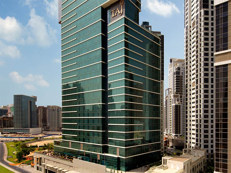 هتل تاج دبی