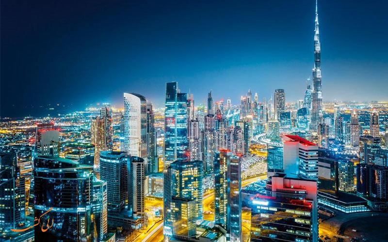 مهاجرت کاری به دبی