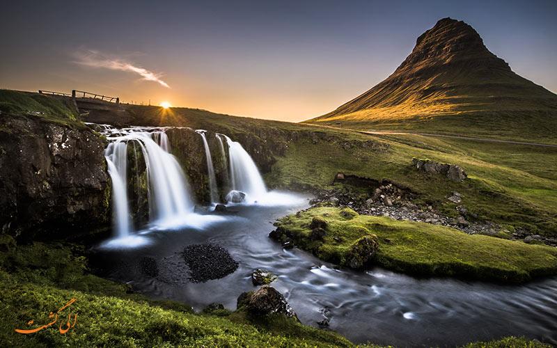 طبیعت ایسلند