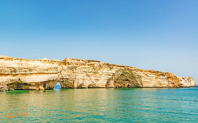 طبیعت گردی در عمان