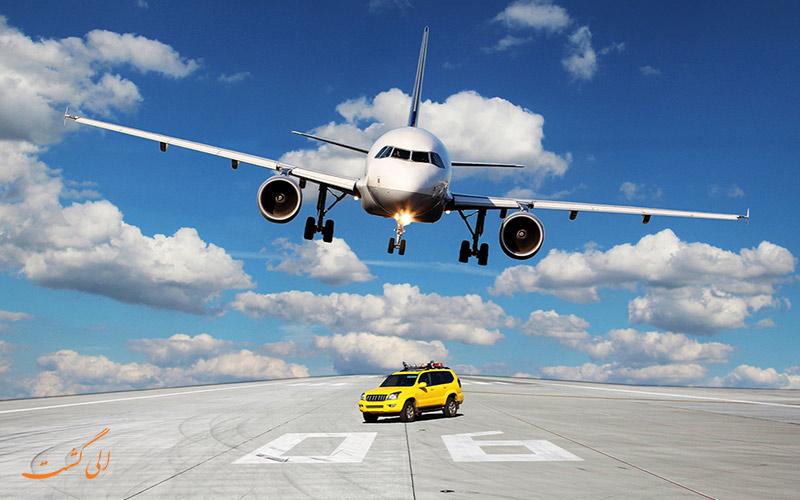 تعداد هواپیماهای دنیا