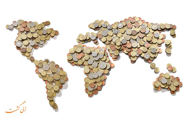 پس انداز پول برای سفر