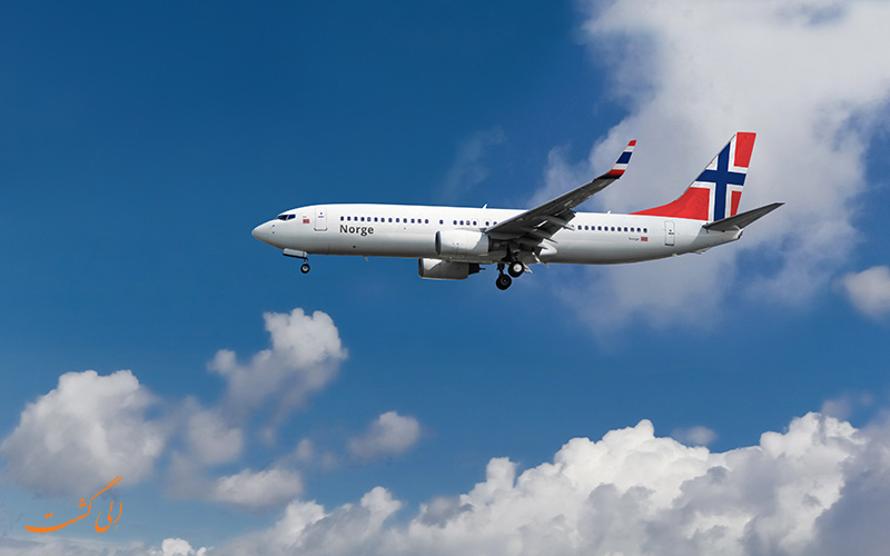 طراحی هواپیماهای برقی نروژ